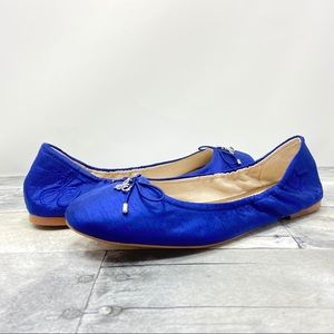 Sam Edelman Felicia round toe ballet flat